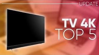 TOP5 : MEILLEURE TV 4K (2019)