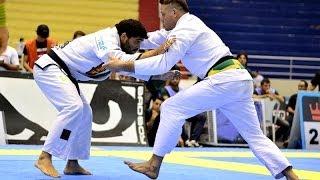 Dimitrius Soares Souza x Alan Regis de Assis - Campeonato Brasileiro de Jiu-Jitsu 2014 CBJJ