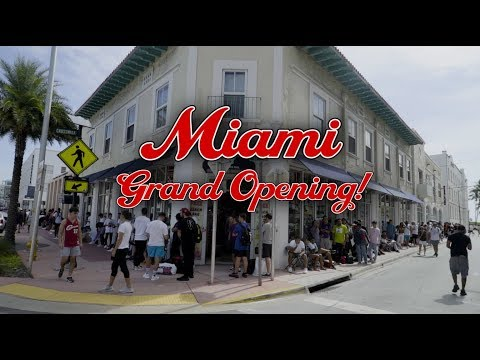 Round Two Miami Grand Opening! S4 Ep8 Of The Show!