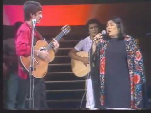 "Mercedes Sosa e Raimundo Fagner - ""Años"" (1981)"