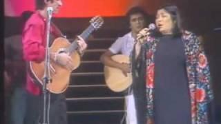 Mercedes Sosa e Raimundo Fagner -