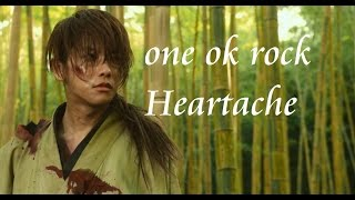 るろうに剣心/Rurouni Kenshin - one ok rock Heartache MV