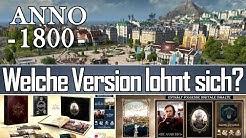 - Anno 1800 - | Collector's Edition & Vorbesteller-Bonus!!