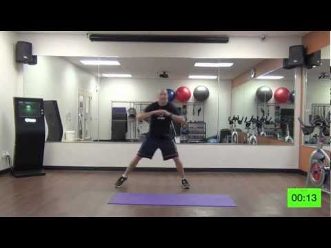 SickFit: Fit In 15 Bootcamp #2 Real Time Workout