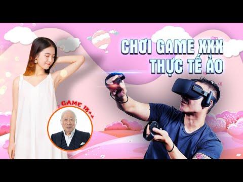 Chơi game XXX thực tế ảo đầu tiên ở Việt Nam bằng kính OCULUS | Hìu béo & ANPHATCOMPUTER