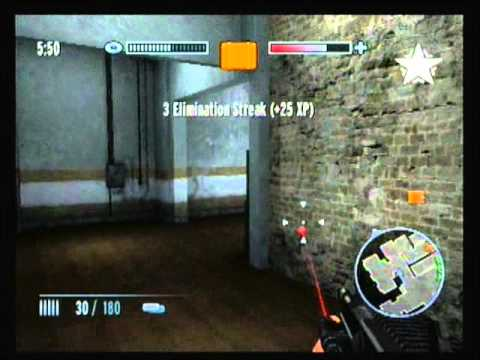 GoldenEye: Clip: Almost Back-To-Back Quads?