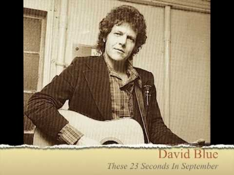 ☞ David Blue ✩ These 23 Seconds In September 1968