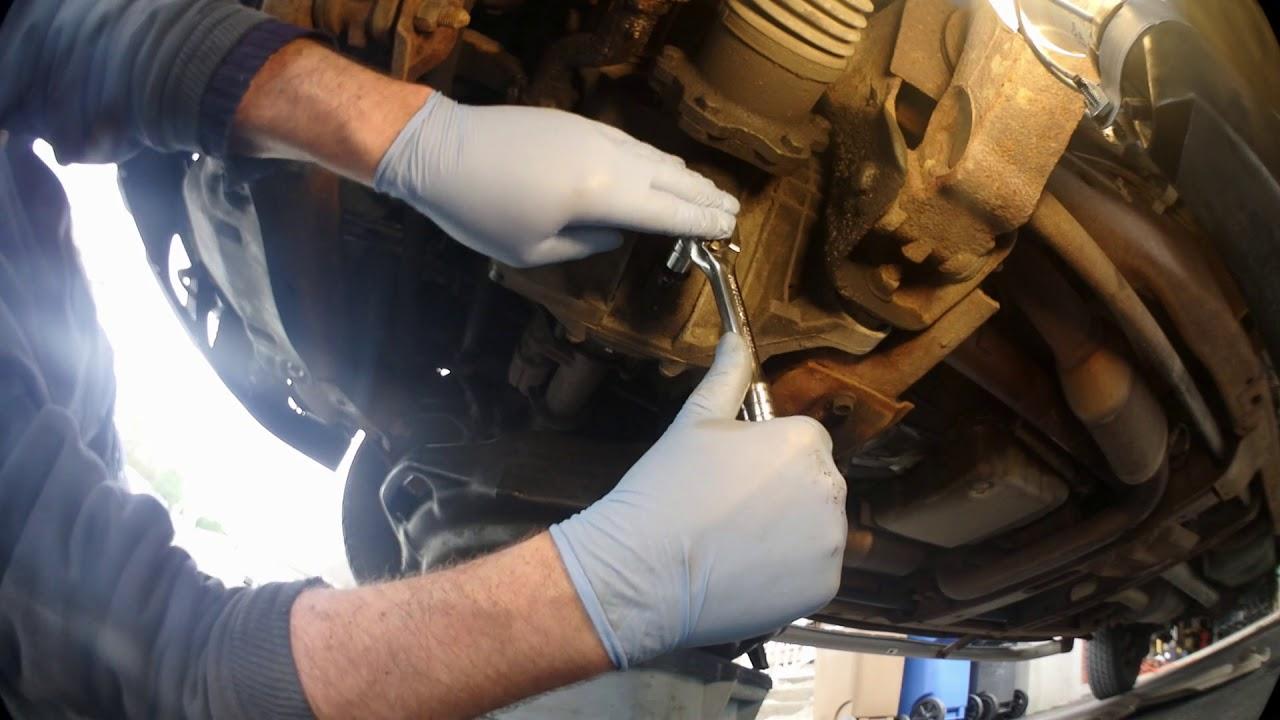 2005 silverado front differential fluid