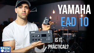 Yamaha EAD 10 - Gear Review | Drum Beats Online