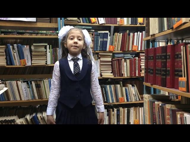 Изображение предпросмотра прочтения – ЖаннаШвецова читает произведение «Весёлые льдинки» И.И.Демьянова
