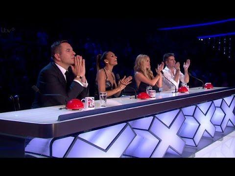 Top 10 Tiết Mục Hay Nhất Vòng Auditions Britain's got talent 2015 - Phần 2