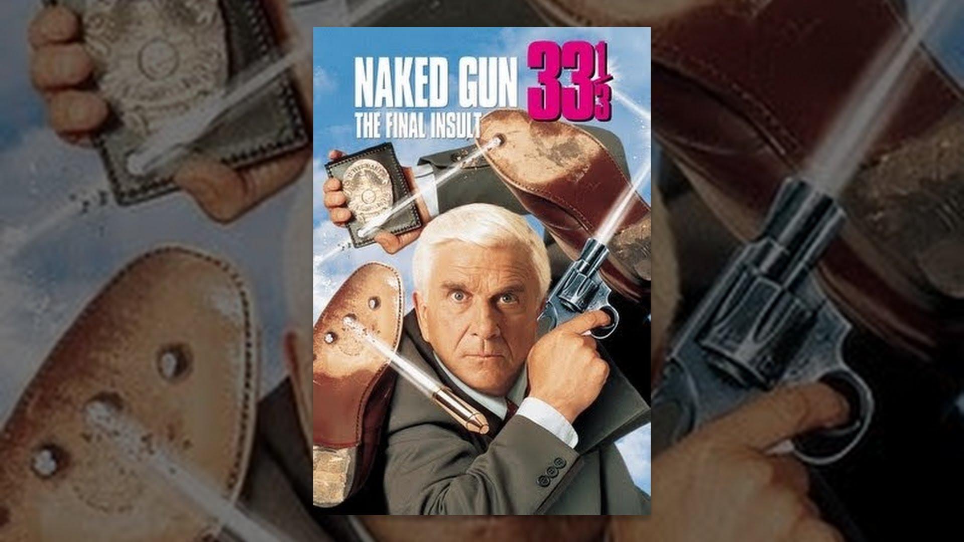 The Naked Gun Leslie Nielsen & OJ Simpson HD 360p - YouTube