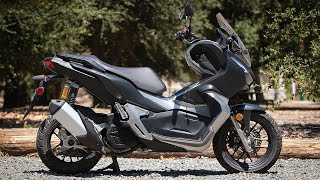 2021 Honda ADV150 Scooter Review | MC Commute