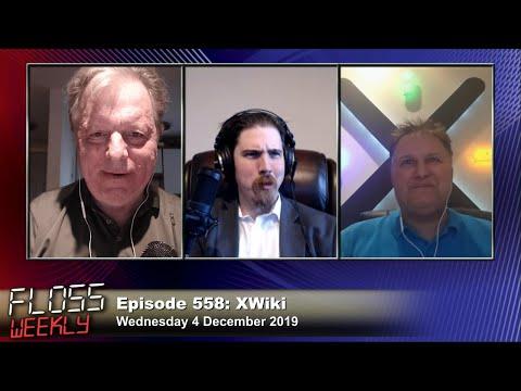 XWiki - FLOSS Weekly 558