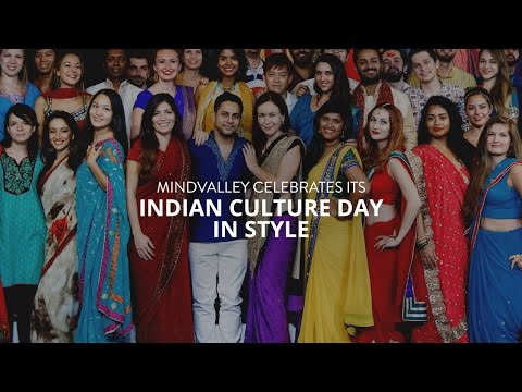 Mindvalley Celebrates Its Indian Culture Day In Style