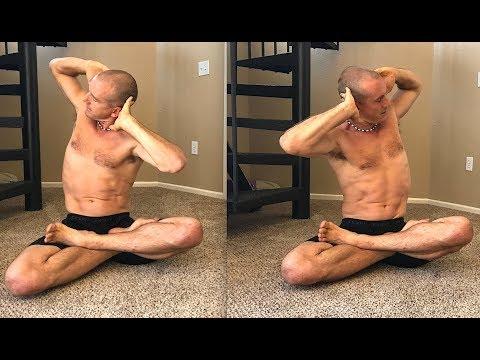 Shaolin Original Qigong | Yi Jin Jing Posture 38