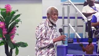 PROF STEPHEN ADEI  SPEAKS AT PENSA GH CONFERENCE 2020 ON: BUILDING A DAILY CONSISTENT LIFE WITH GOD