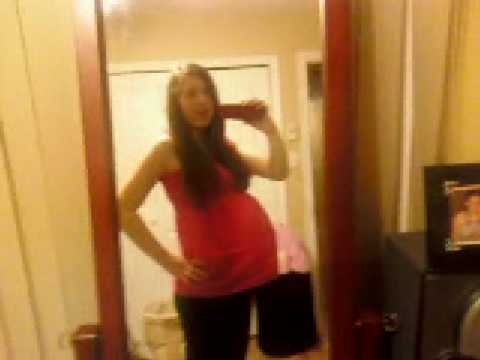 Pregnant At 38 Weeks + 4 Days - YouTube
