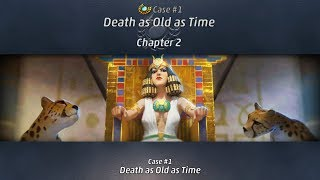 Criminal Case: Travel in Time Case #1 - Death as Old as Time | Chapter 2