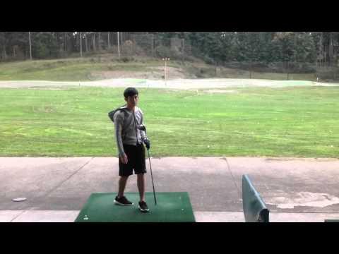 Steve Shih Junior Golfer Archbishop Murphy high school