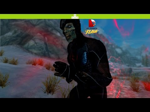 Skyrim Special Edition The Flash Mod Update V6