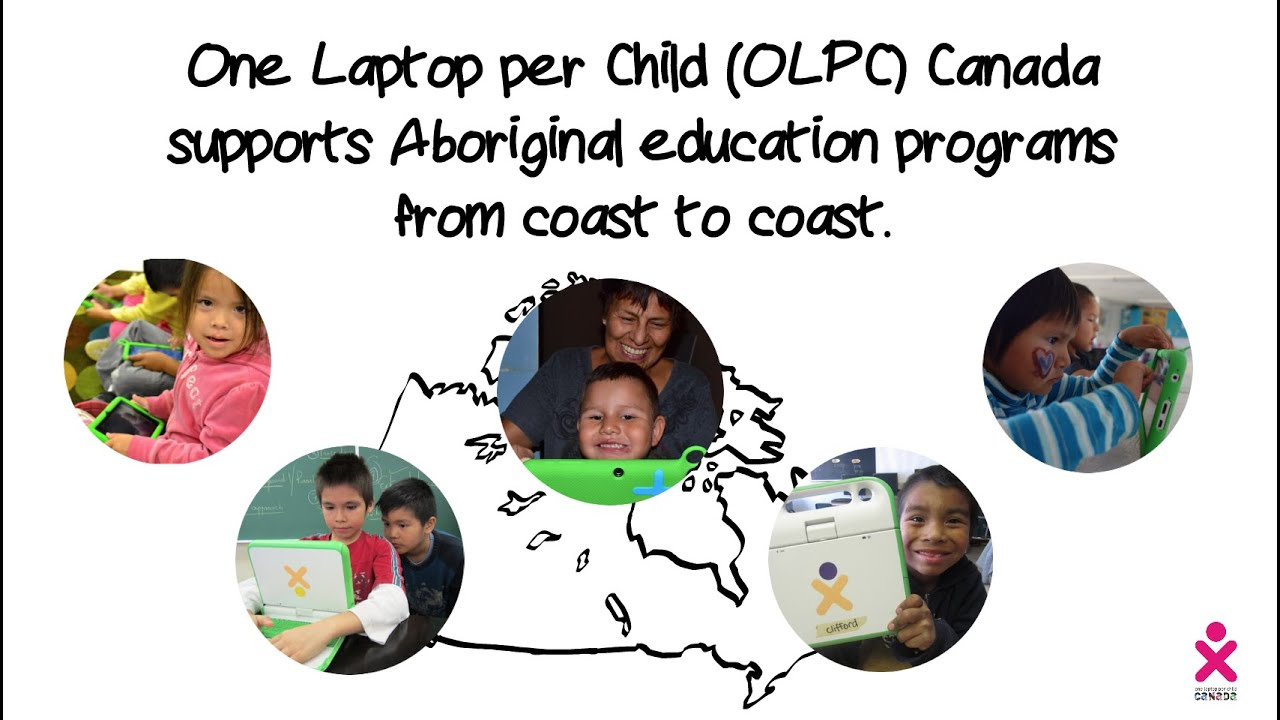 Canada – One Laptop per Child