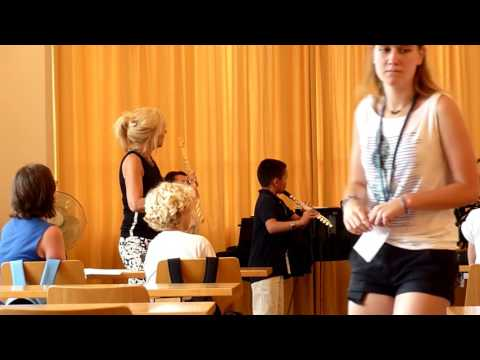 Masterclass with Lady Jeanne Galway: Julin Cheung, age 9, Morceau de Concours