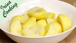 Как Вчерашний Картофель Превратить в Праздничный Гарнир или Вкусный Ужин ✧ Ирина Кукинг