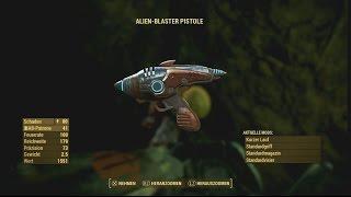 Fallout 4 - So findet ihr den Alien Blaster
