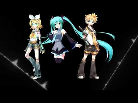 「unravel」 Feat. Hatsune Miku, Kagamine Rin & Len Tokyo Ghoul OP Opening (Short, TV Version) Full HD