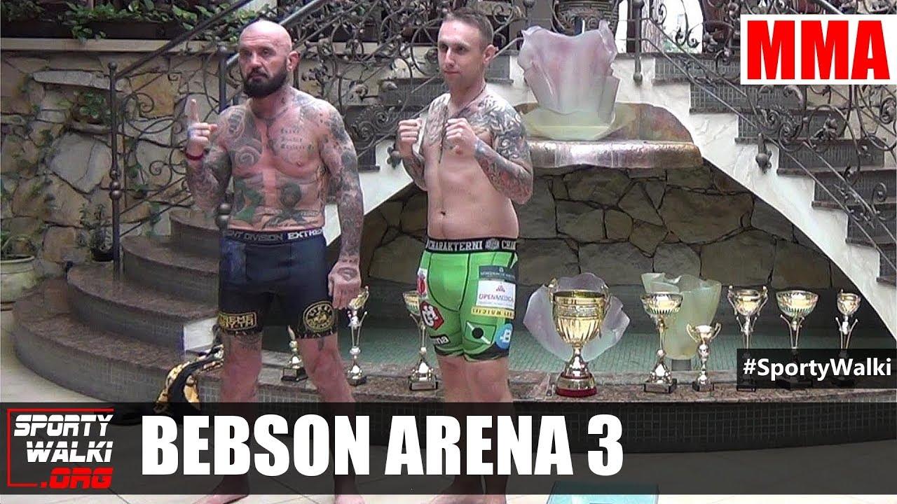 Bebson Arena 3: Ceremonia ważenia w Bielawie