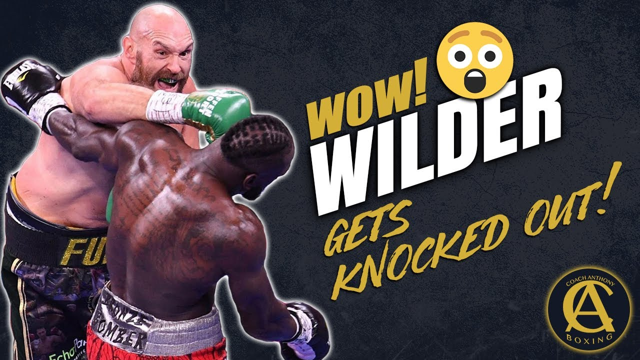 Deontay Wilder vs Tyson Fury Post Fight Reaction [ Boxing ]