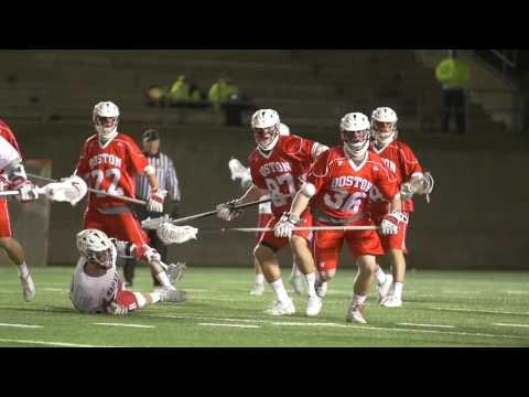 2016 Boston University Men