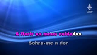♫ Demo - Karaoke - ROSA COR DE ROSA - Ana Moura