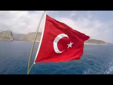 TRAVEL VLOG TURKEY PART III ANNA&AHMO GO PRO 4 K VIDEO I*S*T*A*N*B*U*L
