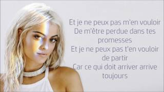 bebe rexha atmosphere traduction franaise