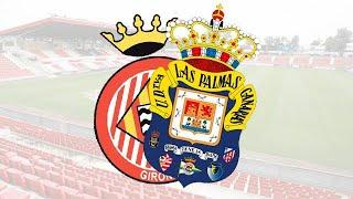 Жирона Лас Пальмас Испания Второй дивизион