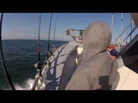 Blackhawk Charter Boat Porgy Fishing