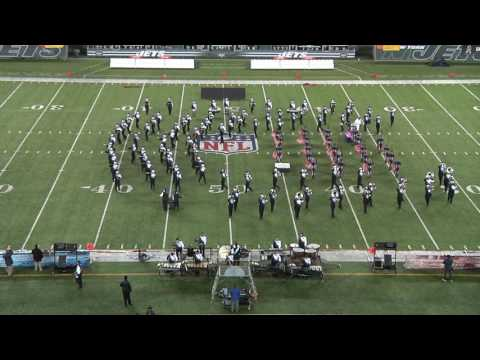 2016 Southington High School Marching Band at Nationals -  11/12/16