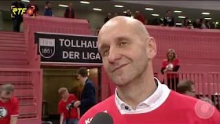 Verabschiedung TVR Trainer Müller-Angstenberger und Situation bei der TuS Metzingen