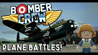 Epic plane battles & pilot rescue mission! - bomber crew gameplay - full release ep 1
