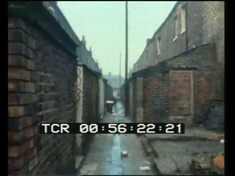 Tony Wilson, Kersal Flats and Slums Part 1