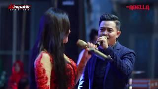 Andi dan Frisca -  Dinding Kaca -Pencipta : H. Khamim Huda - Live OM ADELLA di Madura Cumi2 audio