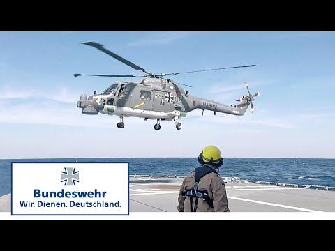Fliegender U-Boot-Jäger deutscher Kriegsschiffe – Bundeswehr