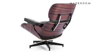 Кресло Eames lounge chair (Обзор Maderoom.ru)