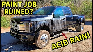 Rebuilding A Wrecked 2019 Ford F-450 Platinum Part 10