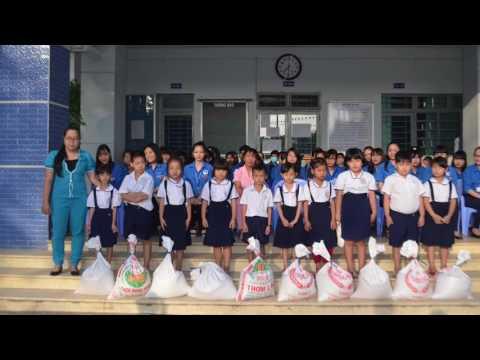 Thực tập sư phạm Năm ba tại Trường Tiểu học An Phú (Tháng 2/2017)