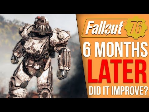 Fallout 76 - 6 Months Later - YouTube