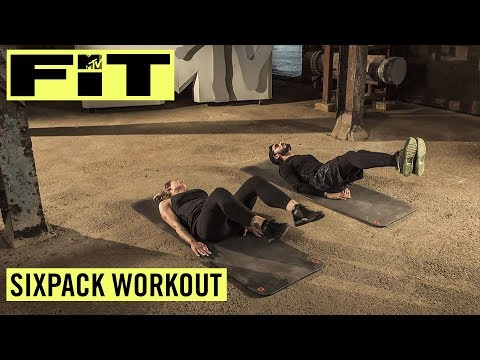 SIXPACK WORKOUT: zo krijg je de perfecte abs! | MTV Fit by Fitchannel.com