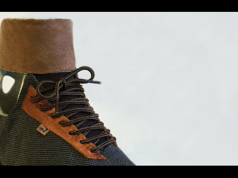 SABOT - A Hiking Shoe